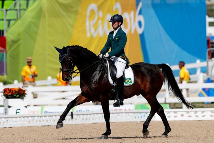 Rodolpho Riskalla e Sergio Oliva preparados para as Paralimpíadas