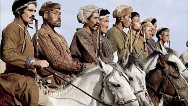 The Horseman - Os Cavaleiros do Buzkashi - Cavalus