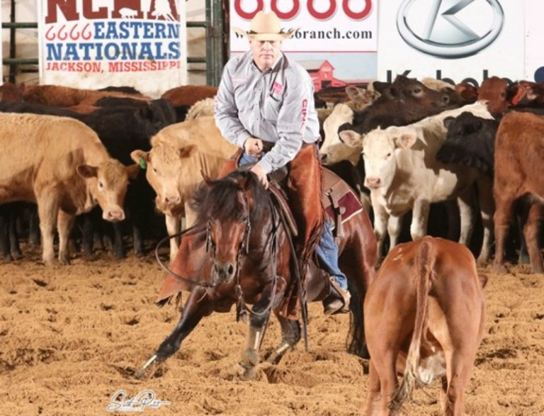 Austin Shepard é soberano no NCHA Eastern Nationals Open