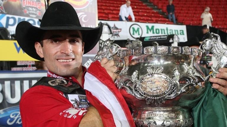 """Guilherme Marchi recorda título mundial da PBR """"Toda vez que conto essa história e tudo o que passei para a conquista do título em 2008, fico emocionado"""