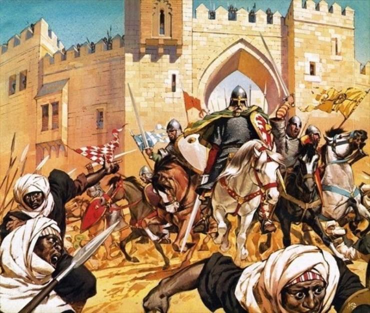 Luciano Rodrigues, cavaleiro e pesquisador, conta aqui no portal Cavalus a história de Babieca, companheira de batalhas de Cid Campeador