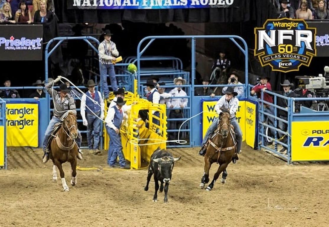 Assista a National Finals Rodeo em português