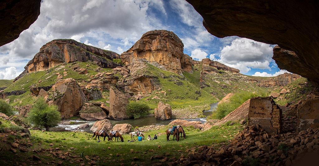 Expedições em Eswatíni e Lesoto