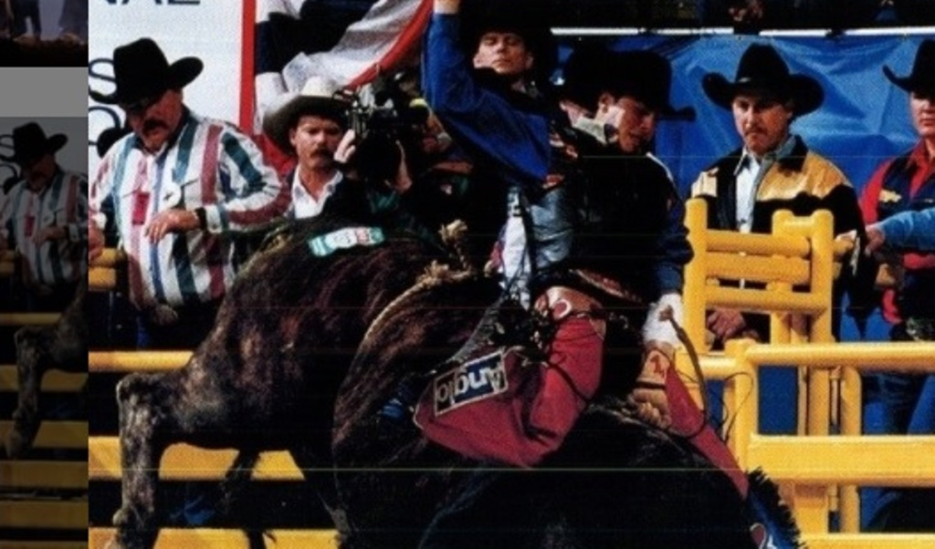 Você sabia que apenas três 'pararam' nos 10 touros da NFR?