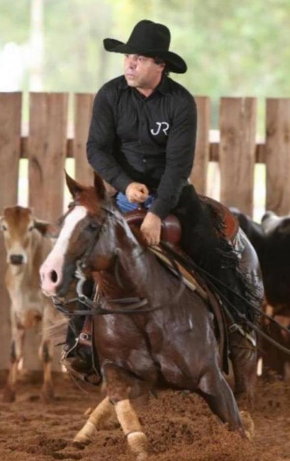 João Renato Pereira Lara, competidor e proprietários de cavalos mineiro, atua ainda nos bastidores, na promoção de campeonatos da modalidade