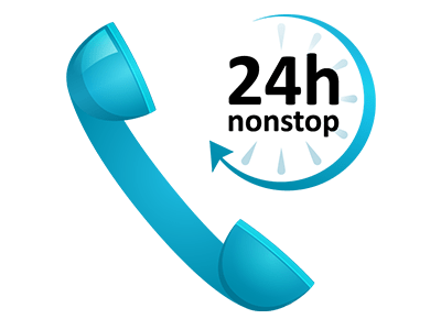 24/7 Support Service