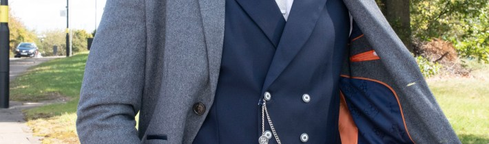Stand Out From the Crowd… or Not? Waistcoats
