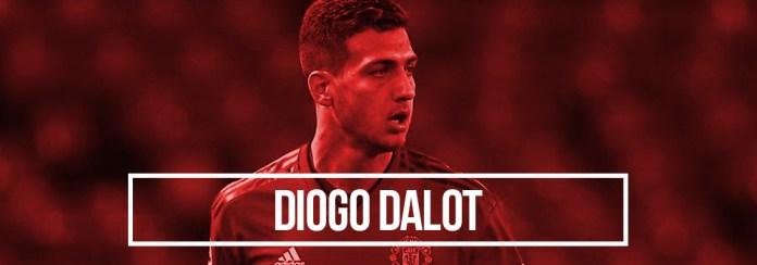 Diogo Dalot Porträt
