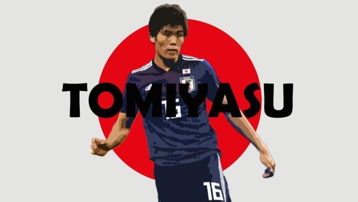 Takehiro Tomiyasu Profil