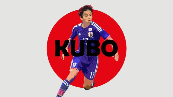 Takefusa Kubo Real Madrid