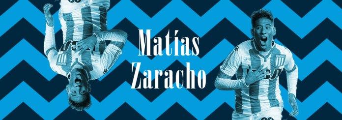 Matias Zaracho Porträt