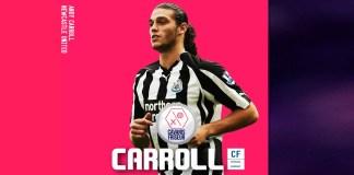 Andy Carrol FIFA