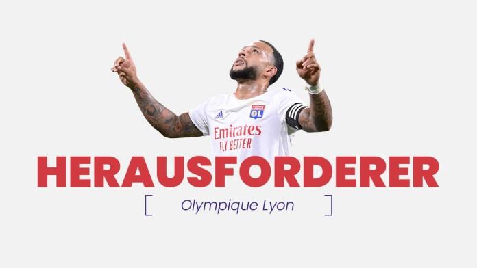 Ligue 1 Olympique Lyon