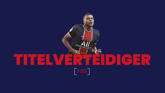 Ligue 1 Titelverteidiger