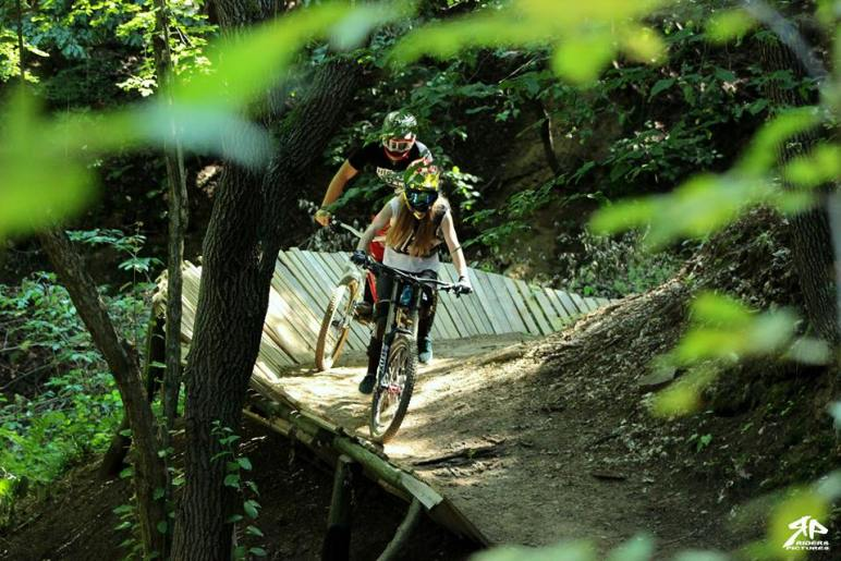 Bikepark Janov