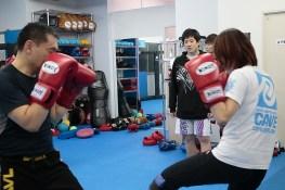 1F マスボクシング