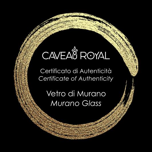Certificato_Autenticità_Gioielli_Vetro_Murano_Caveau_Royal