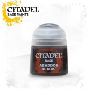 Base Abaddon Black 21-25