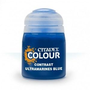 Contrast Ultramarines Blue 29-18