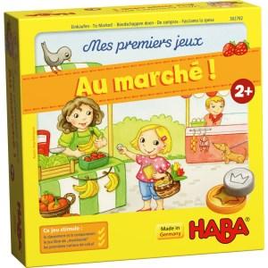 Mes Premiers Jeux – Au Marché !