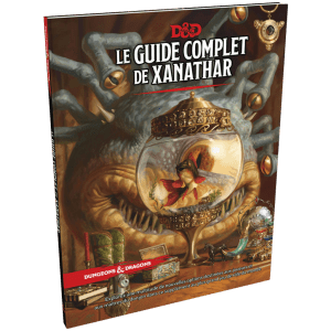 Dungeons & Dragons 5 – Xanathar Le Guide complet