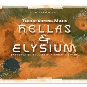 Terraforming Mars – Hellas & Elysium (extension)