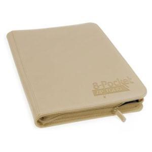 Ultimate Guard Zipfolio 320 – 16-Pocket XenoSkin™ – Sable