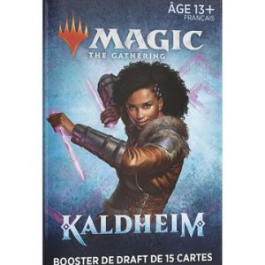 Magic the Gathering Kaldheim booster – Français