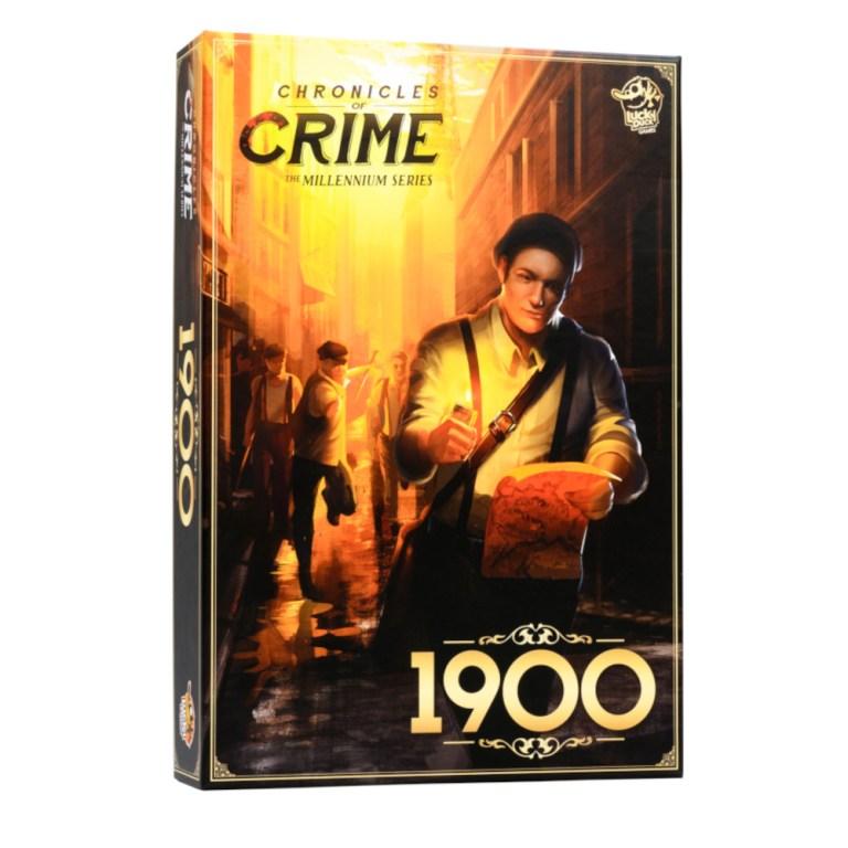 Read more about the article De nouveaux crimes à élucider dans Chronicles of Crime Millenium