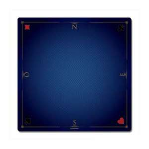 Tapis Prestige Bleu – 60×60