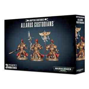 Allarus Custodians 01-13