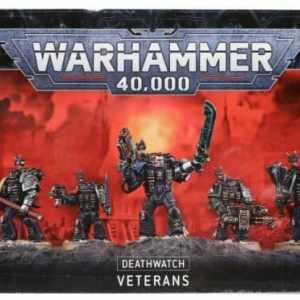 Deathwatch Veterans 39-10
