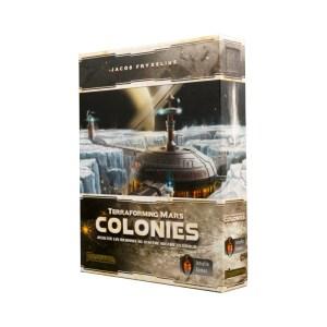 Terraforming Mars – Colonies (extension)