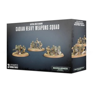 Cadian Heavy Weapon Squad 47-19