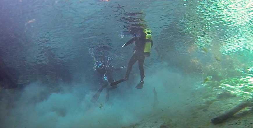Bad divers