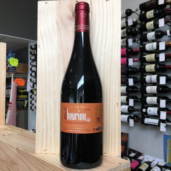 ABOURIOU 18 rotated - Elian Da Ros - Abouriou 2018 - Côtes du Marmandais BIO 75cl
