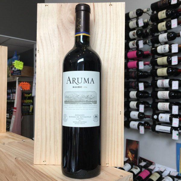 ARUMA rotated - Aruma Malbec 2016 - Argentine 75cl