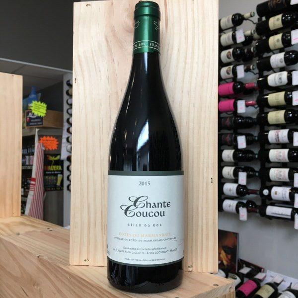 CHANTE COUCOU 15 rotated - Elian Da Ros - Chante Coucou 2015 - Côtes du Marmandais BIO 75cl