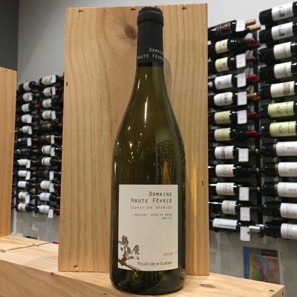 GUSTAIS 18 rotated - Dom. Haute Févrie Moulin de la Gustais 2018 - Muscadet 75cl