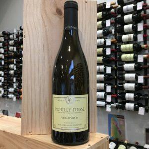 PUILLY FUISSE rotated - Dom. Cordier Pouilly Fuissé Vieilles Vignes 2014 75cl