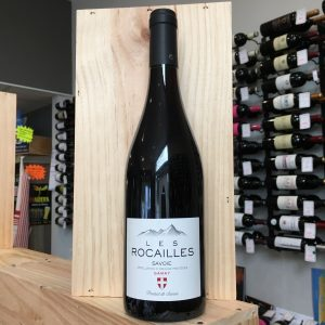 ROCAILLES GAMAY rotated 1 - Les Rocailles Gamay 2018 - Savoie 75cl