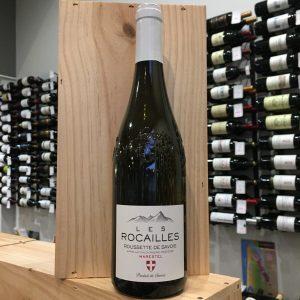 ROCAILLES ROUSSETTE rotated - Les Rocailles Roussette de Savoie 2018 - Savoie 75cl