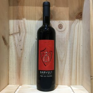 banyuls ame de piere 14 rotated - Abbaye Ste Eugénie - Ame de Pierre 2014 - 75 cl - Banyuls