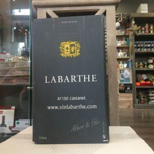 bib labarthe rotated - BIB Labarthe - Gaillac 5 L