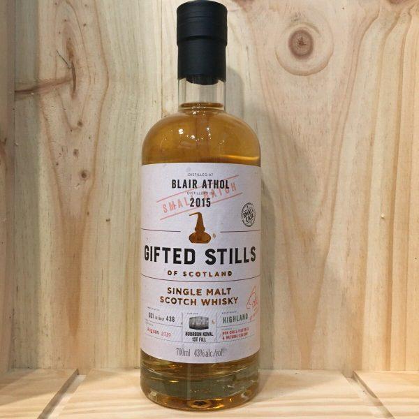 blair athol gs rotated - Gifted Stills - Blair Athol 2015 - Single Malt Whisky 70cl