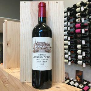 clement pichon rotated - Château Clément Pichon 2015 - Haut-Médoc 75cl