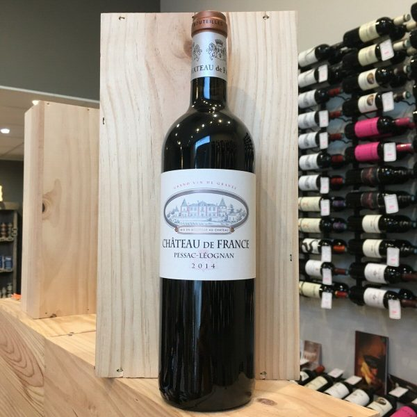 de france rotated - Château de France 2014 - Pessac-Léognan 75cl
