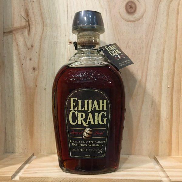 elijah rotated - Elijah Craig Barrel Proof 70cl - Kentucky Straight Bourbon Whisky