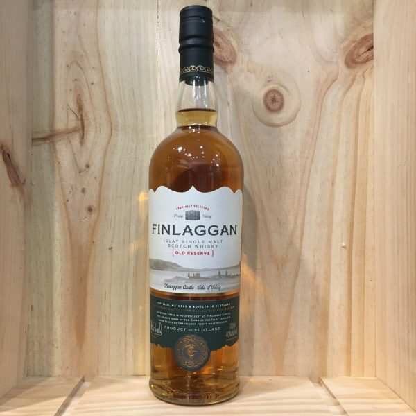 finlaggan rotated - Finlaggan Old Reserve 70cl - Single Malt Scotch Whisky