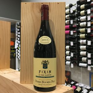 fixin rotated - Pierre Bourée Fixin 2015 75cl